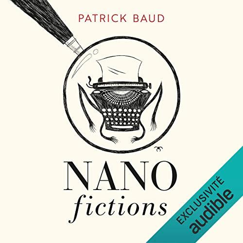 فایل صوتی کتاب داستان Nanofictions
