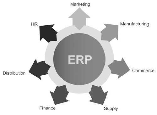 رتبه بندی عوامل موفقیت و شکست پیاده سازی ERP با استفاده از روش ANP و DEMATEL