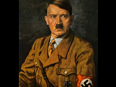 کتاب نبرد من آدولف هیتلر به همراه وصیت نامه هیتلر