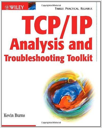 دانلود کتاب TCPIP Analysis ویژه مدرسین و کسانی که میخواهند TCP IP را مفهومی فراگیری کنند