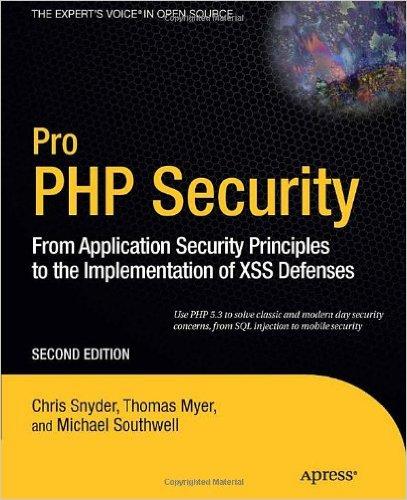 دانلود کتاب آموزش طراحی سایت PHP به صورت کاربردی برای جلوگیری از حملات xss