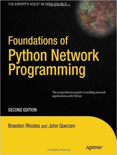 دانلود کتاب Foundations of Python Network Programming