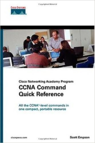 دانلود کتاب CCNA Command Quick Reference