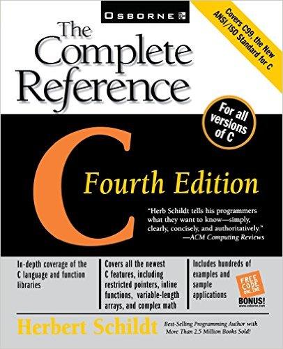 دانلود کتاب مرجع C: The Complete Reference