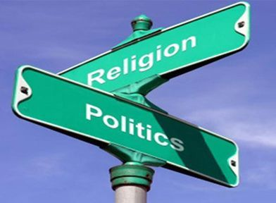 رابطه ي دين و سياست