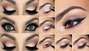 آموزش 500 نوع روش آرایش چشم و ابرو
