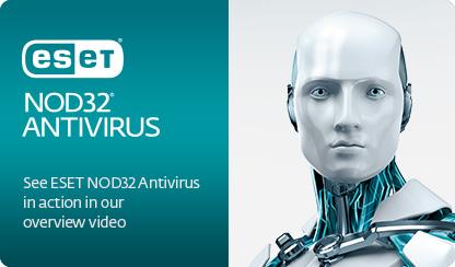 اکتیو دائمی آنتی  ویروس نود 32 به همراه آموزش تصویری