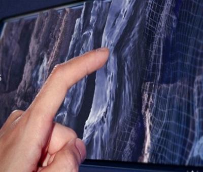 پاورپوینت تکنولوژی صفحات لمسی