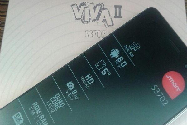 دانلود فایل فلش فارسی SMART S3702 VIVA II با پردازنده MT6580