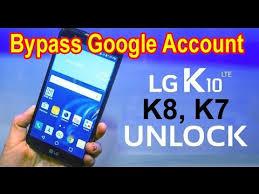 روش جدید حذف حساب گوگل FRP گوشی های ال جی K10,K8,K7 در آندروید 6.0.1 امنیت جدید