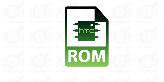 آموزش انتخاب رام رسمی برای گوشی های HTC  از پرامیس شاپ