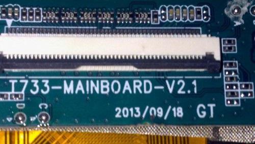 دانلود رام تبلت چینی T۷۳۳-MAINBOARD-v۲.۱ با CPU A۱۳ تست شده