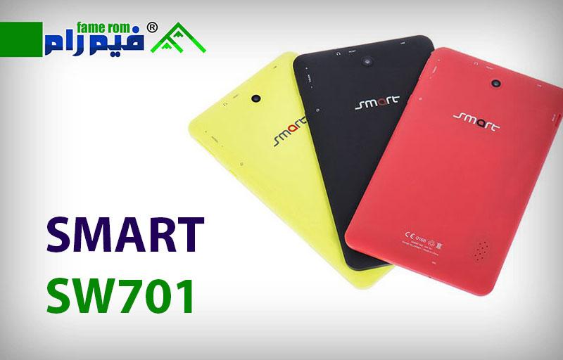 فایل فلش فارسی تبلت اسمارت Smart Tab SW-701+آموزش نصب