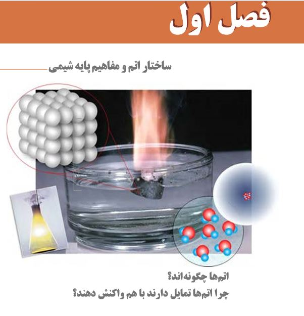 گام به گام کامل شیمی