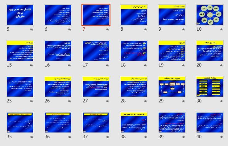 """پاورپوینت و pdf """"روانشناسی تبلیغات"""" در 143 اسلاید"""