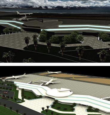پاورپوینت مطالعات نظری فرودگاه در 28 اسلاید