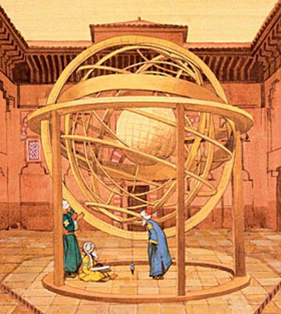 """دانلود تحقیق درباره """"پیشرفت مسلمانان در علم مهندسی"""""""