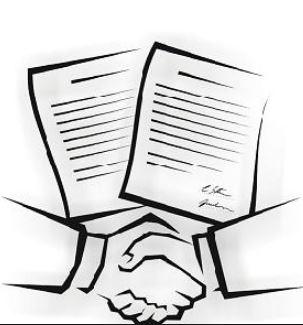 """پاورپوینت درباره """"قراردادها"""" در 61 اسلاید"""