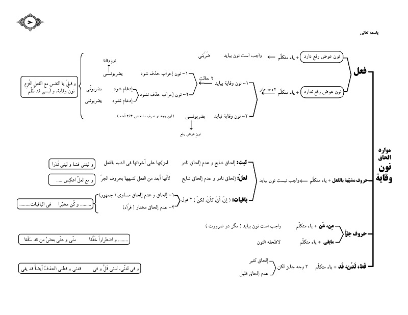 جزوه نموداری سیوطی (نحو)