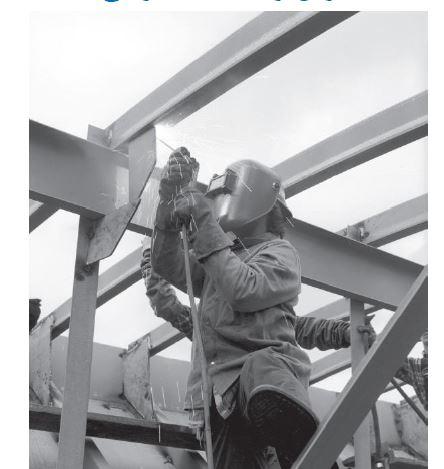 جزوه  طراحی اتصالات در سازه های فولادی