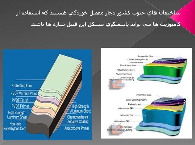 """پاورپوینت و pdf """"معرفی مصالح جدید در صنعت ساختمان"""" در 272 اسلاید"""