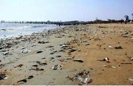 """تحقیق درباره """"آلودگی دریای خزر 13 ص """""""