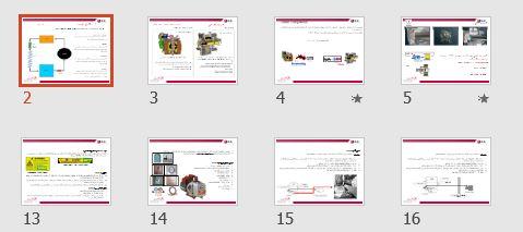 """پاورپوینت و pdf """"سیکل تبرید"""" در 21 اسلاید"""