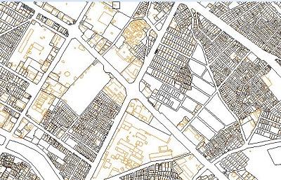 جدیدترین نقشه اتوکد شیراز