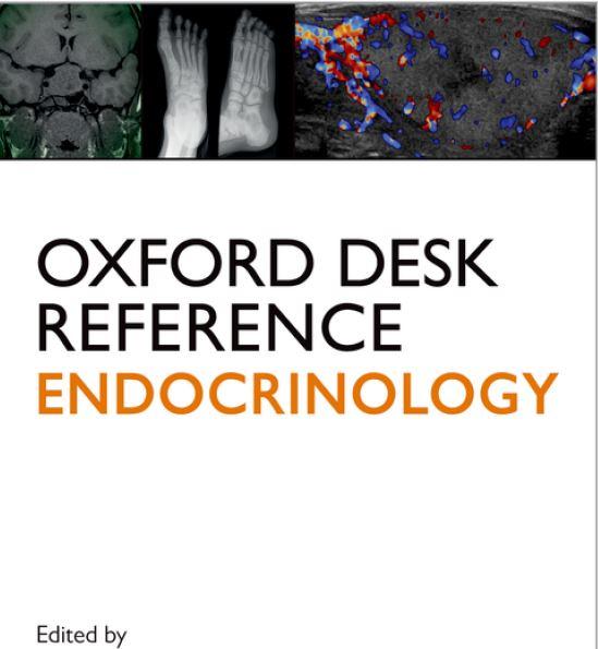 OXFORD MEDICAL PUBLICATIONS Oxford Desk Reference Endocrinology