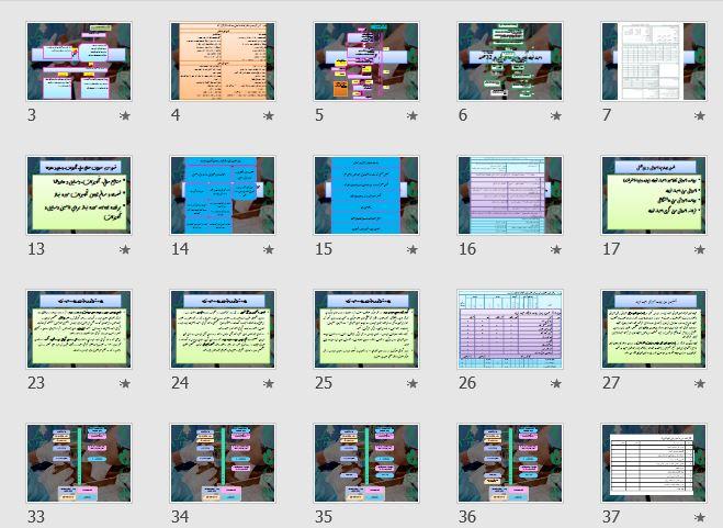 پاورپوینت راهنمای بالینی احیاء نوزاد 42 اسلاید