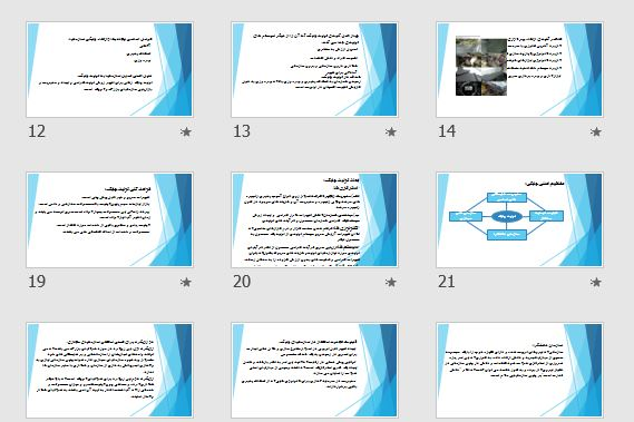 پاورپوینت حسابداری مدیریت  موضوع: سازمان های چابک 42 اسلاید