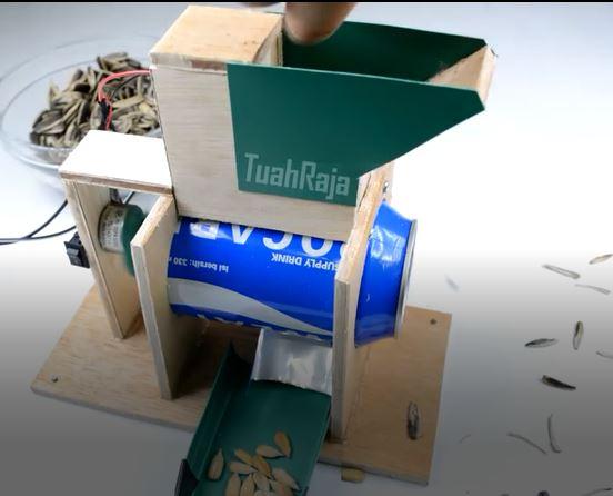 خرید کلیپ آموزش ساخت دستگاه جدا کننده پوست تخمک