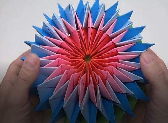 خرید فیلم آموزش ساخت ستاره اوریگامی