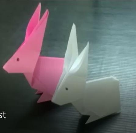 خرید فیلم آموزش تبدیل کاغذ ساده به خرگوش