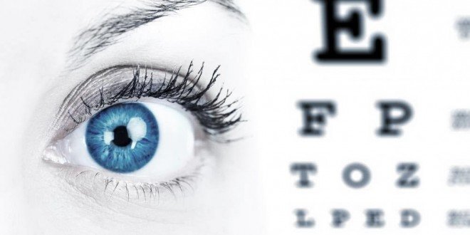 بهبود بینایی