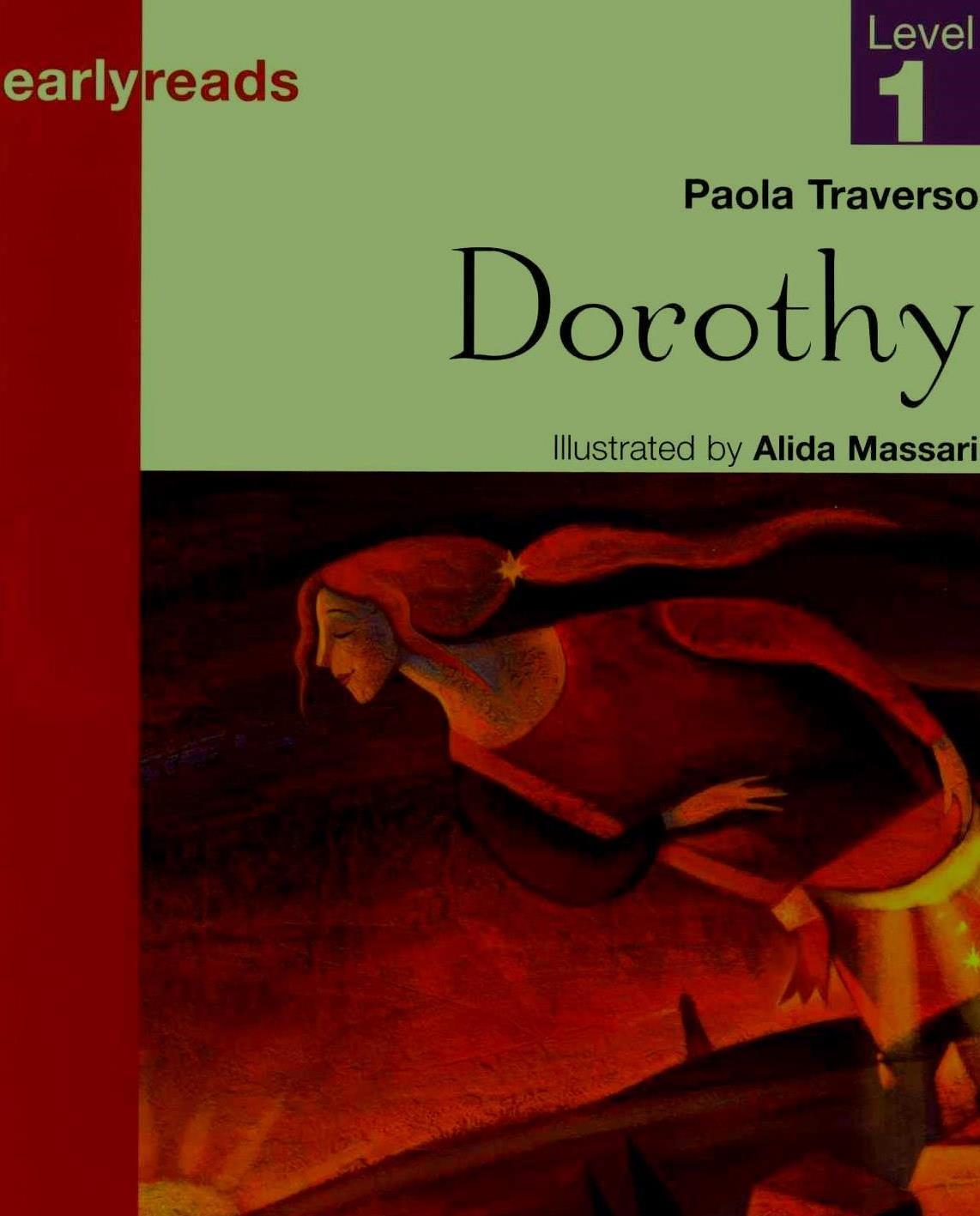 داستان Dorothy به زبان انگلیسی (ویژه مبتدی ها)