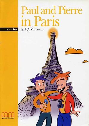داستان Paul and Pierre in Parisبه زبان انگلیسی (ویژه مبتدی ها)