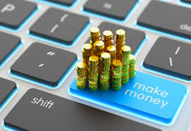 کسب درآمد سریع و میلیونی از اینترنت