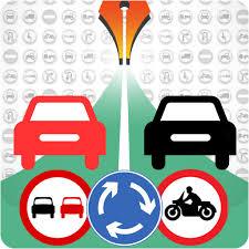 بسته ی آموزشی آزمون راهنمایی و رانندگی ، همراه با نمونه سئوالات و نکات آموزشی مهم