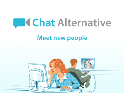 برنامه chat alternative مود شده