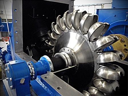 گزارش آزمایشگاه مکانیک سیالات ( آزمایش توربین پلتون )