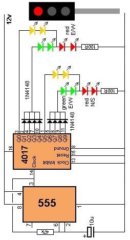 ساخت مدارهای ساده توسط آیسی 555