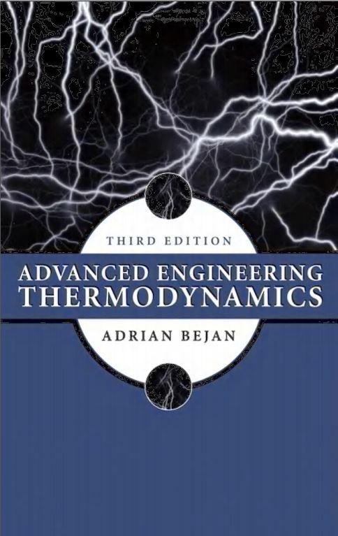 کتاب ترمودینامیک پیشرفته بیژن (bejan) همراه با حل