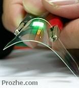 دانلود مقاله معرفی تکنولوژی نمایشگرهای OLED