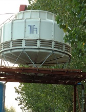 دانلود پاورپوینت برج خنک کننده نیروگاهی