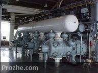 دانلود گزارش کارآموزی تقویت فشار گاز شهید مکوندی