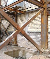 دانلود مقاله کاربرد بادبندهای واگرا در سازه فلزی