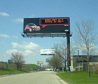 دانلود پروژه طراحی تابلو تبلیغاتی کنار جاده تحت بار گذاری متناوب