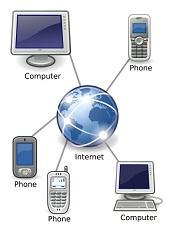 دانلود مقاله آشنایی با تکنولوژی VOIP + پاورپوینت
