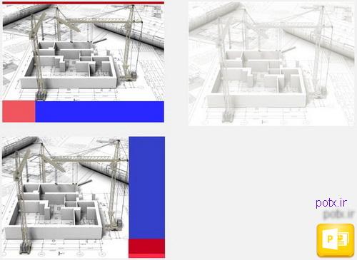قالب نقشه کشی ساختمان